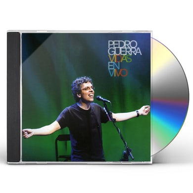 Pedro Guerra VIDAS EN VIVO CD