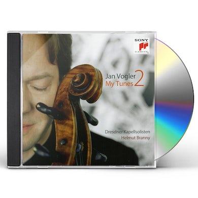 Jan Vogler MY TUNES 2 CD