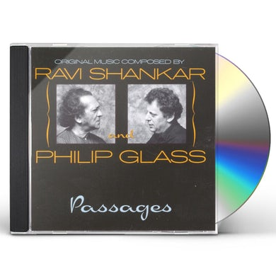 Ravi Shankar PASSAGES CD