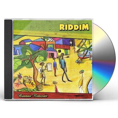 Riddim BUENAS NOTICIAS CD