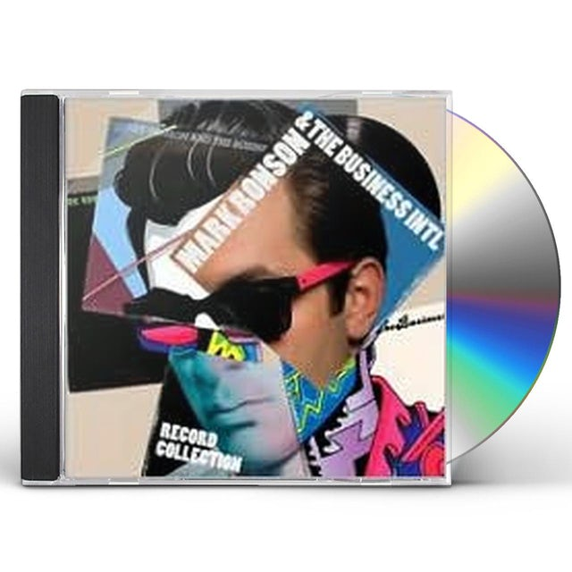 Mark Ronson & The Business Intl RECORD COLLECTION CD