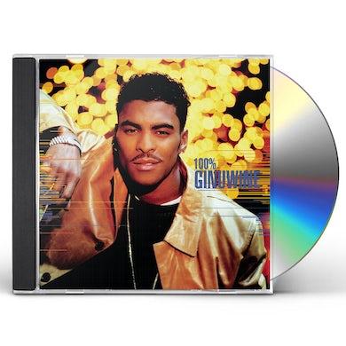 100% GINUWINE CD
