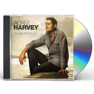 Adam Harvey FALLING INTO PLACE CD