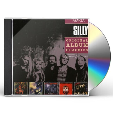 Silly ORIGINAL ALBUM CLASSICS CD
