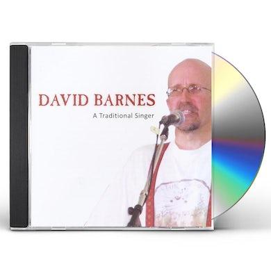 David Barnes TRADITIONAL SINGER CD