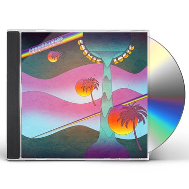 Peaking Lights COSMIC LOGIC CD