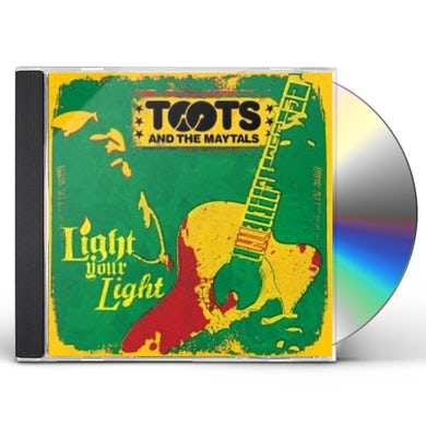 Toots & Maytals LIGHT YOUR LIGHT CD