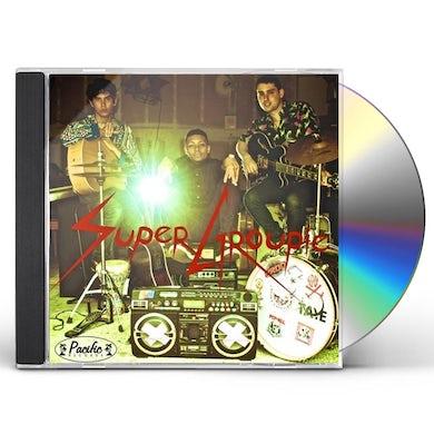 Super Groupie CD