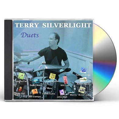 Terry Silverlight DUETS CD