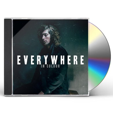 Everywhere IN COLOUR CD