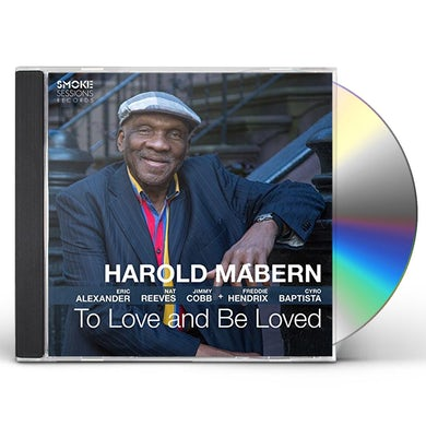 Harold Mabern TO LOVE & BE LOVED CD
