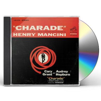 Henry Mancini CHARADE CD