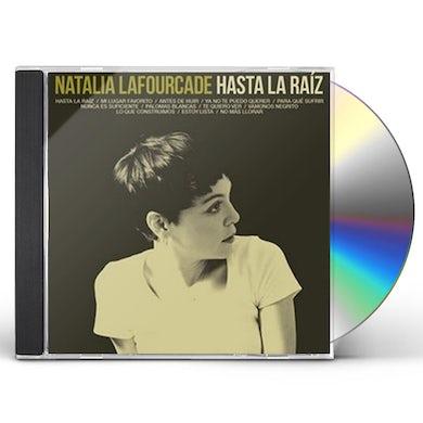 Natalia Lafourcade HASTA LA RAIZ CD