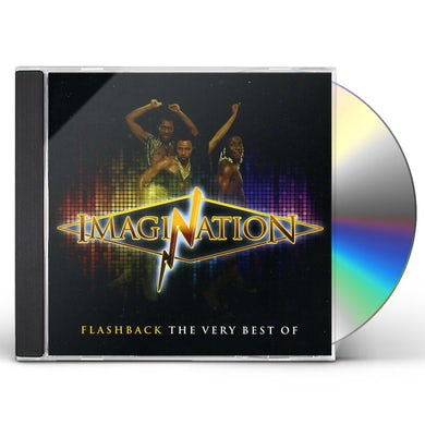 Imagination FLASHBACK: VERY BEST OF CD