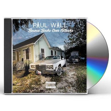 Paul Wall BOUNCE BACKS OVER SETBACKS CD