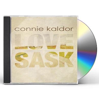 Connie Kaldor LOVE SASK CD