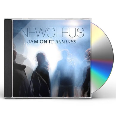 Newcleus JAM ON IT REMIXES CD