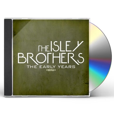 The Isley Brothers THE EARLY YEARS CD