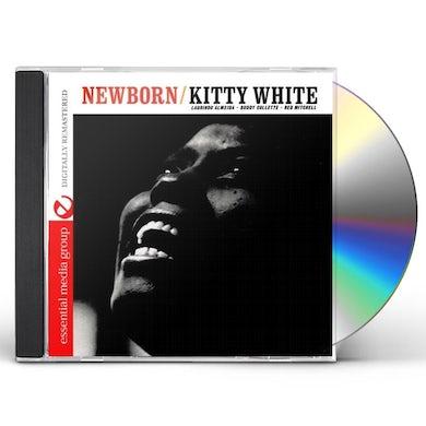 Kitty White NEWBORN CD