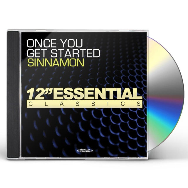 Sinnamon ONCE YOU GET STARTED CD