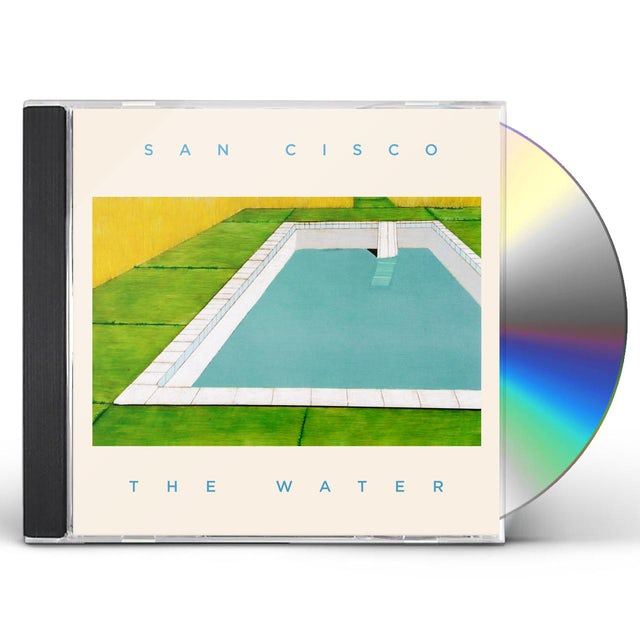 San Cisco THE WATER CD