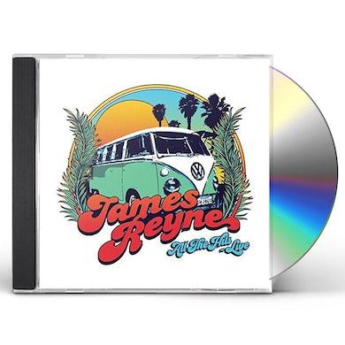 James Reyne ALL THE HITS LIVE CD