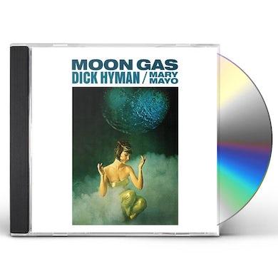 Dick Hyman MOON GAS - MOOG: ELECTRIC ECLECTICS CD