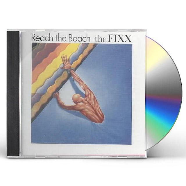Fixx REACH THE BEACH CD