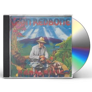 Leon Redbone RED TO BLUE CD