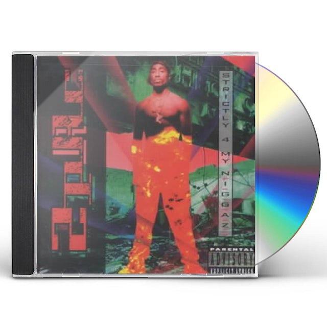 Tupac STRICTLY 4 MY NIGGAZ CD
