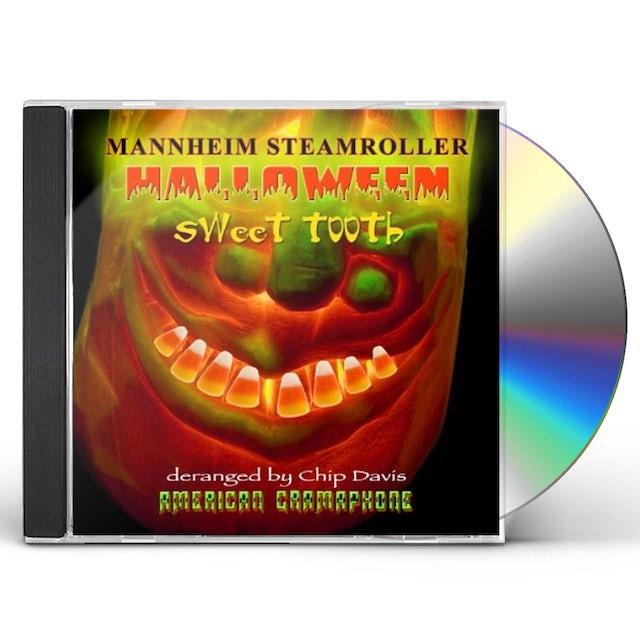 Mannheim Steamroller SWEET TOOTH CD