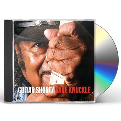 Guitar Shorty BARE KNUCKLE CD