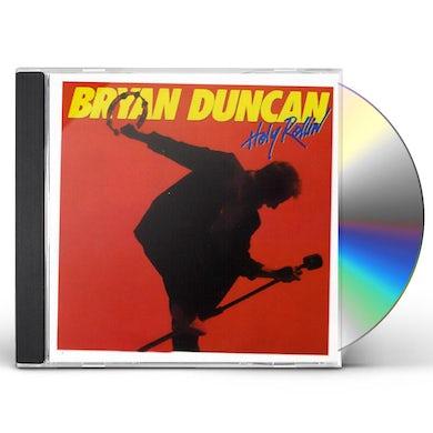 Bryan Duncan HOLY ROLLIN CD