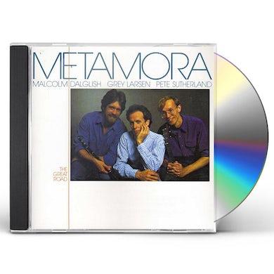 Metamora GREAT ROAD CD