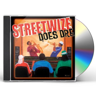 STREETWIZE DOES DRE CD