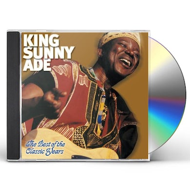 King Sunny Ade BEST OF THE CLASSIC YEARS CD