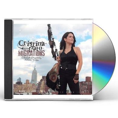 Cristina Pato MIGRATIONS CD