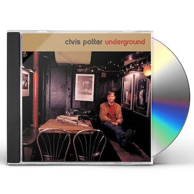 Chris Potter UNDERGROUND CD