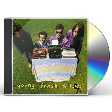 Young Fresh Fellows THIS ONE'S FOR THE LADIES CD