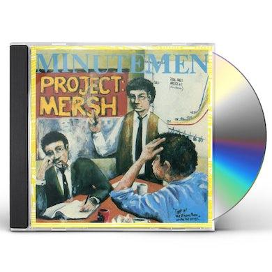 Minutemen PROJECT MERSH CD