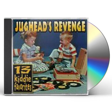 Jughead'S Revenge 13 KIDDIE FAVORITES CD