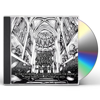Moon Hooch LIVE AT THE CATHEDRAL CD