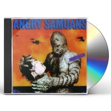 Angry Samoans BACK FROM SAMOA CD