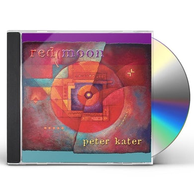 Peter Kater RED MOON CD