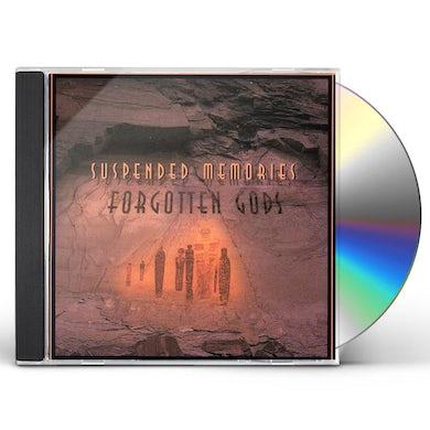 Suspended Memories FORGOTTEN GODS CD