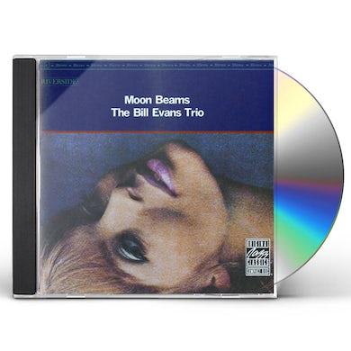 Bill Evans Trio MOON BEAMS CD