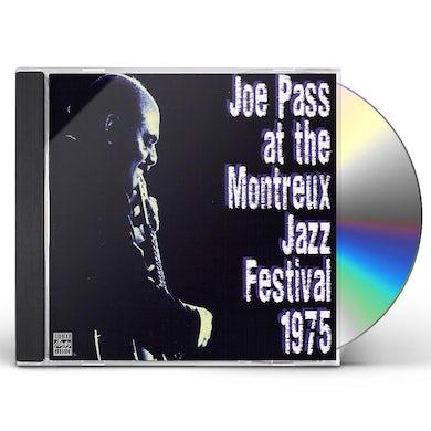 Joe Pass MONTREUX JAZZ FESTIVAL 1975 CD