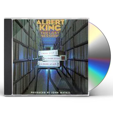 Albert King LOST SESSIONS CD