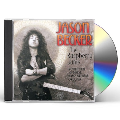 Jason Becker RASPBERRY JAMS CD