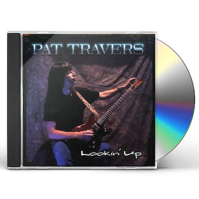 Pat Travers LOOKIN UP CD